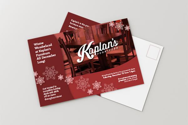 HeyNow_KaplansFurniture_PostcardMockUps_Dec