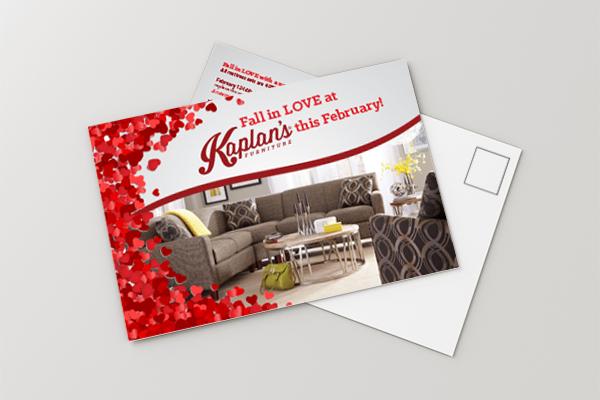 HeyNow_KaplansFurniture_PostcardMockUps_Feb